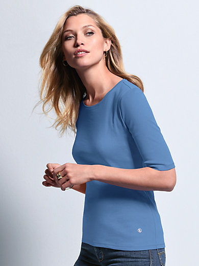 Bogner - Round neck top design Velvet