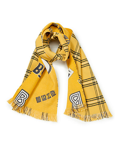 Bogner - Schal mit dekorativem Wording