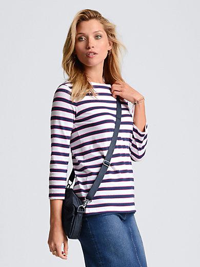 Bogner - Shirt met ronde hals en driekwartmouwen