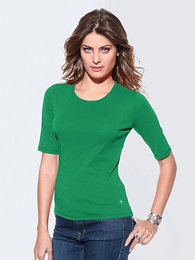 Bogner - Shirt met ronde hals en langere, korte mouwen