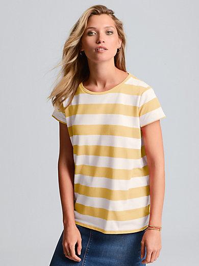 Bogner - Striped round neck top