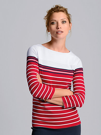 Bogner - Top with 3/4-length sleeves