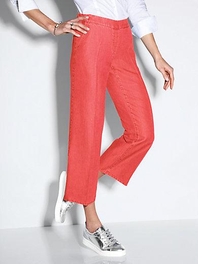 Brax Feel Good - 7/8-length pull-on trousers design Maine S
