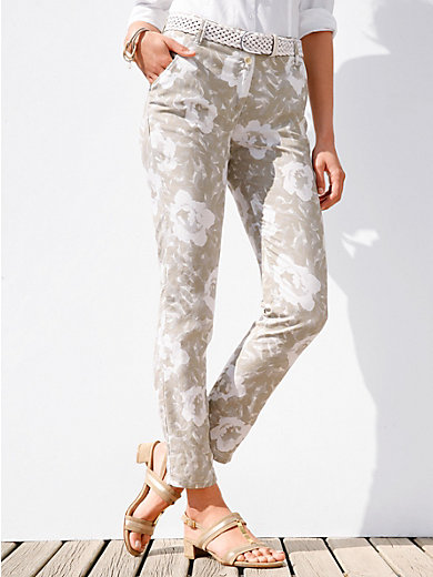 Brax Feel Good - Ankle-length Modern Fit trousers MELO SPORT