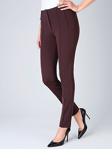 Brax Feel Good - Ankle-length skinny fit trousers – Millis