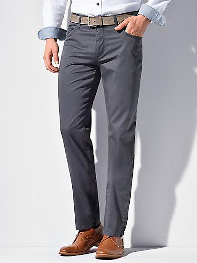 Comfortable Fit trousers - Cadiz Brax Feel Good grey Brax vF45G9
