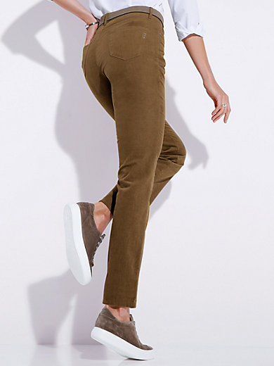 Brax Feel Good - Corduroy trousers design Carola
