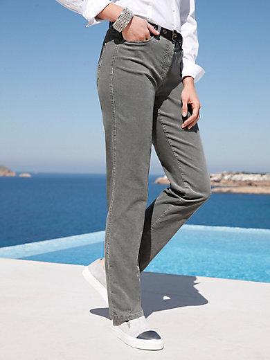 Brax Feel Good - Feincord-Hose Modell CAROLA Feminine Fit