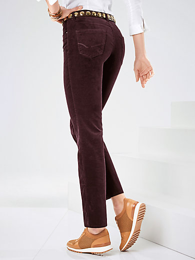 Brax Feel Good - Feminine Fit-Feincord-Hose Modell Carola