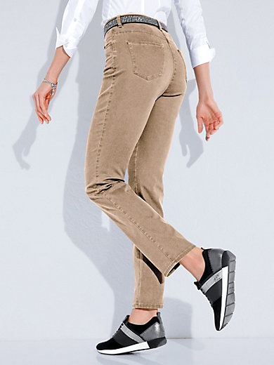 "Brax Feel Good - ""Feminine Fit""-Hose − Modell CAROLA GLAMOUR"