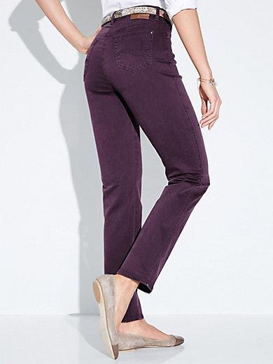 Feminine Fit trousers - design NICOLA Brax Feel Good green Brax 2YnWxji2