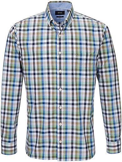 Brax Feel Good - Hemd mit Button-down-Kragen