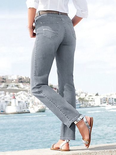 Brax Feel Good - Jeans Modell CAROLA CRYSTAL Comfort Fit