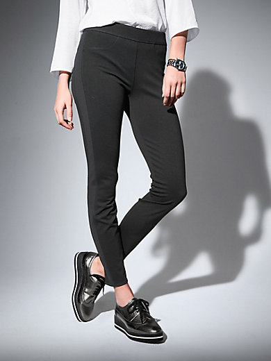 Brax Feel Good - Jersey trousers - design SHAKIRA S GALON