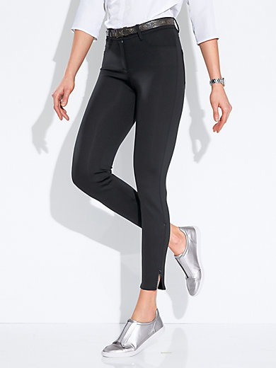 Brax Feel Good - Jersey trousers - design SHAKIRA S GYM