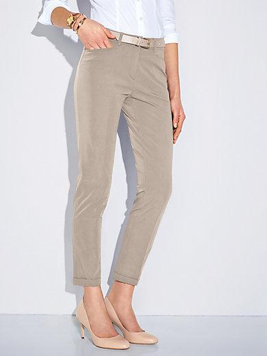 Brax Feel Good - Knöchellange Modern Fit-Hose Modell Maron Clean