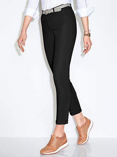 Brax Feel Good - Knöchellange Modern Fit-Hose Modell Maron