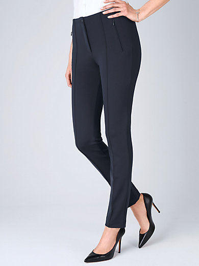 Brax Feel Good - Knöchellange Skinny Fit-Hose Modell Millis