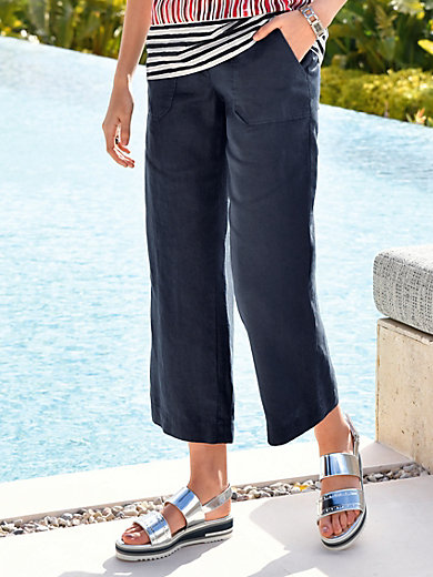 Brax Feel Good - Le pantalon 7/8 100% lin