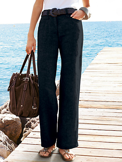 Brax Feel Good - Le pantalon en pur lin