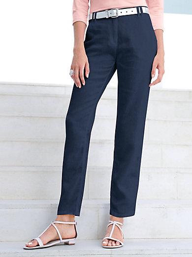 Brax Feel Good - Le pantalon Modern Fit en pur lin, modèle MELO