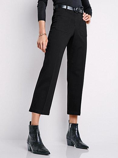 Brax Feel Good - Le pantalon Wide Fit longueur 7/8 modèle Maine S