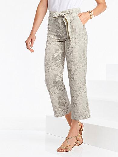 Brax Feel Good - Modern Fit 7/8-length trousers design Maine S