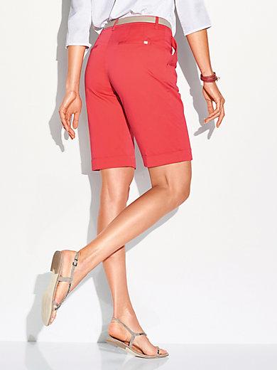 Modern Fit Bermuda shorts - design MIA FUN Brax Feel Good red Brax Exclusive Sale Online SQ4AdCID
