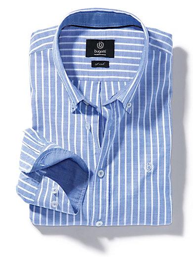 Bugatti - Streifen-Hemd