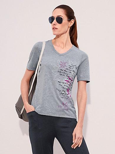 Canyon - V-Shirt mit 1/2 Arm