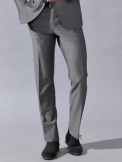 Carl Gross - Bandplooibroek van 100% scheerwol