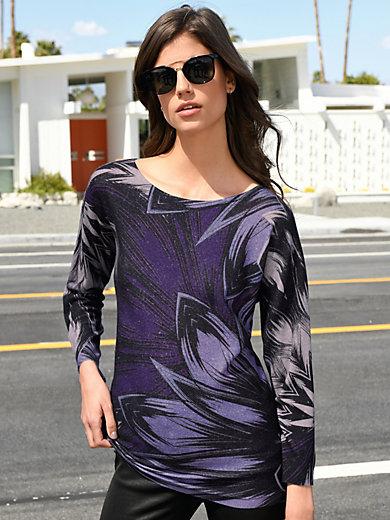 Cashmere Victim - Long-Pullover aus 100% Kaschmir