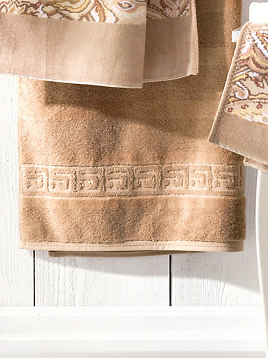 Cawö - Handdoek, ca. 50x100cm