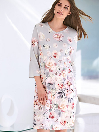 Charmor - Nightdress by Charmor with 3/4-length sleeves