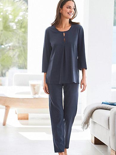 2ba7da7089 Charmor - Pyjamas - midnight blue