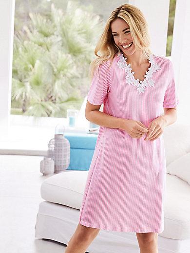 Cherie Line - Nachthemd mit 1/2-Arm