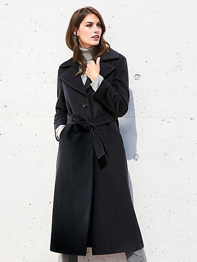 Cinzia Rocca Icons - Le manteau en laine vierge et cachemire