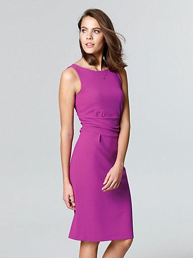 comma, - Ärmelloses Jersey-Kleid