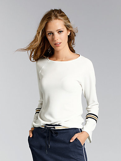 comma, - Blusen-Shirt mit Raglanarm