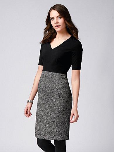 comma, - Etui-Kleid mit langem 1/2-Arm