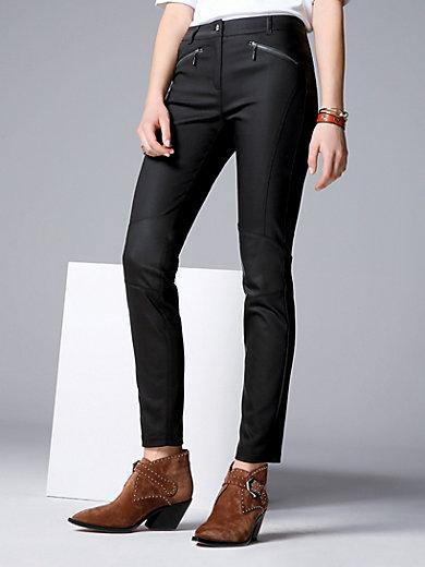 comma, - Skinny-housut, joissa coolit polvikaitaleet