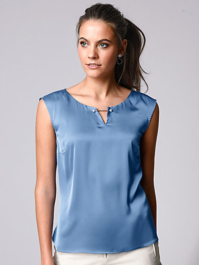 comma, - Tunic top