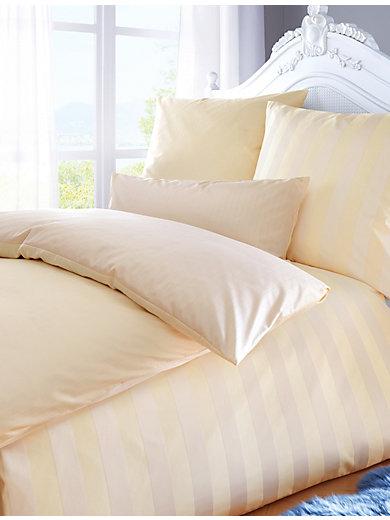 Curt Bauer - Bettbezug aus edlem Damast ca. 155x220cm
