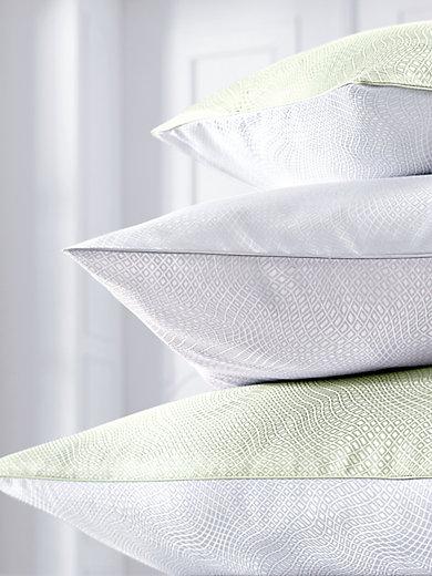Curt Bauer - Bettbezug aus Mako-Brokat-Damast, ca. 135x200cm