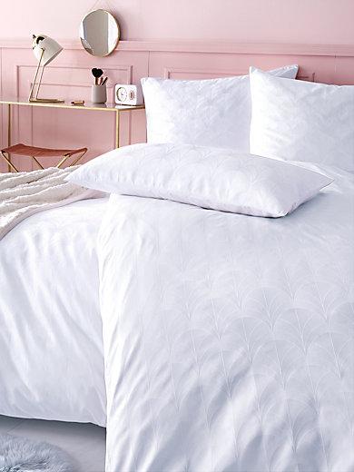 curt bauer taie d 39 oreiller 80x80 housse de couette. Black Bedroom Furniture Sets. Home Design Ideas