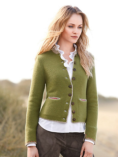 Daddy´s Daughters - Strickjacke aus 100% Kaschmir
