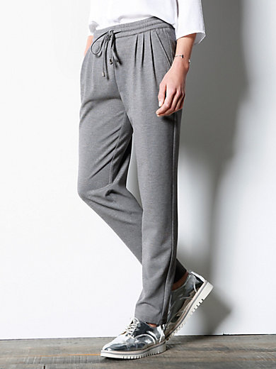 DAY.LIKE - Ankle-length jersey trousers