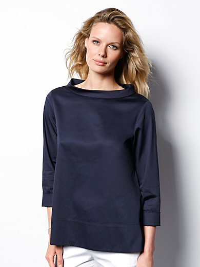 DAY.LIKE - Blouse with 7/8-length sleeves