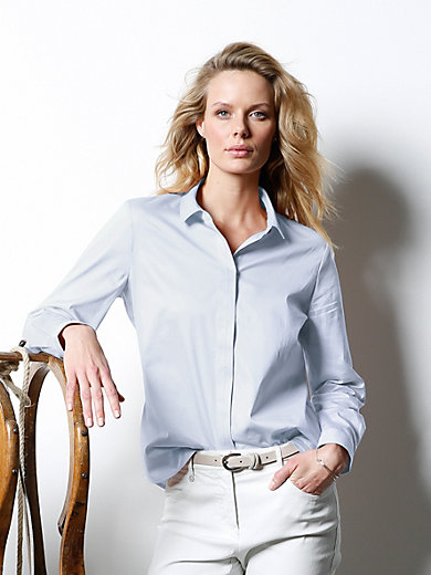 DAY.LIKE - Blouse with decorative stitching