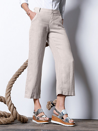 DAY.LIKE - Culottes in 100% linen